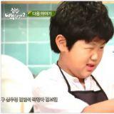 李俊秀看到爸爸李鐘赫吻戲時的反應 安慰媽媽說:還好嗎?