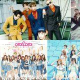 十月的歌壇有好多Idol都要回歸啦!你最期待誰的歌曲呢?