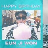 殷志源生日當天在他家附近飛的飛艇氣球!附近居民都看到了,但他本人卻沒發現?