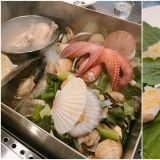 【日山.美食】海鮮控必吃!擁抱海鮮的雞,還是被海鮮擁抱的雞?