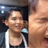 SJ始源访问此次「C位」厉旭 参与专辑的感想是…?请调整好音量再打开影片吧!XD