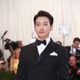 Rain 成亚洲第一人 获邀参加英国时尚大奖