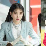 韓劇《德魯納酒店》簡直是IU「張滿月社長」的華麗服裝秀!到底換了幾套?