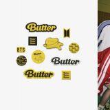 BTS防彈少年團「Butter」周邊讓人看得欲罷不能!已經聽到了錢包在哭泣XD