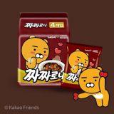 Kakao Friends和三养食品合作推出超可爱Ryan炸酱面,快来这边看!