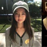 與YG旗下獨立音樂品牌簽約的知名童模Ella Gross!網友們都表示:「這根本是小Jennie!」