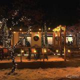 【首尔cafe】圣诞节还没结束呢!议政府站最美圣诞咖啡厅~