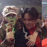 這段超有愛的啊!Zico與宋旻浩《首爾歌謠大賞》展現神默契!