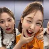 这对跨团好友终於正式同框!TWICE娜琏担任Red Velvet Yeri个人综艺的首位嘉宾