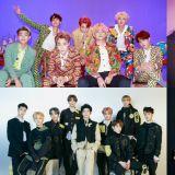 BTS&EXO&BLACKPINK&NCT 127入围美国2019 Teen Choice Awards候选名单