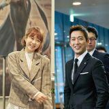 朴寶英、南宮珉拿下TV電視劇話題性演員一、二位