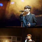 Super Junior藝聲個唱成功開啟 厲旭助陣力挺好友