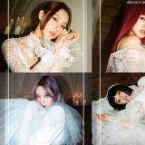 (G)I-DLE 释出新专辑「한(寒)」概念照 朦胧诡谲风格引发好奇!