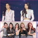 【女团品牌评价】BLACKPINK 蝉联三个月冠军 JYP 师姐妹连手上榜!