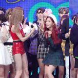 Wanna One邕圣佑收获迷弟-NCT楷灿,宣美收获迷妹-宇宙少女多荣