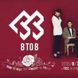 韓星網送你去看BTOB「BTOB Born To Beat Time Concert in Taiwan」演唱會