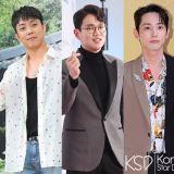 殷志源、張聖圭、李洙赫、河升鎮、鄭赫加盟MBC週日晚間新綜藝!將於明年1月首播