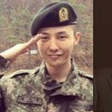 就在本周六! G-Dragon将於10月26日退伍,正式结束兵役
