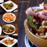 【朴山传统韩国料理】没看过这么霸气的海鲜锅 料都满出来了
