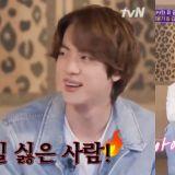 【有片】《劉QUIZ》防彈少年團Jin:「全世界最討厭哥哥」這句話被哥哥看到了!觀後感+兄弟對話PO上網
