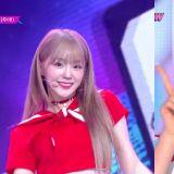 长得像Red Velvet Irene的女偶像,昨天打歌新造型让网友惊讶:这次是神似同队的 Wendy了