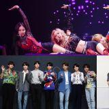 歌手品牌评价翻盘 BLACKPINK 击败防弹少年团与 Wanna One 夺冠!