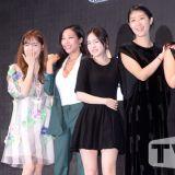 《姐姐們的Slam Dunk》發佈會:閔孝琳&少女時代Tiffany等人出席