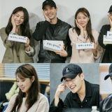 孔晓振、姜河那等主演KBS新剧《山茶花开时》公开剧本阅读现场!预计下月(9月)首播