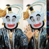 【雷】《蒙面歌王》精靈揭開面具 選歌再度感動全場!