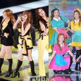 少女時代TaeTiSeo、Red Velvet出席2015 MAMA 不參與表演