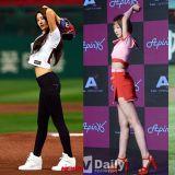 誰才是韓國職棒聯賽的三大開球女神? (一)歌手篇