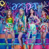 SM新女团 aespa 新歌MV即将破5000万,独拍成员 WINTER 个人影片破百万!