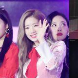 《2018 SBS歌谣大战》出了名的「摄像机雷达」TWICE多贤,这次连头顶的镜头都找到了!