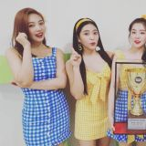 Red Velvet 夺回归后首座奖杯 〈Summer Magic〉一口气拿下 Gaon 三冠王!
