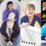 《被子外面很危險》再釋出預告!EXO XIUMIN:想以節目成員參加「2018 MBC演藝大賞」