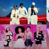 8 月 Gaon 榜单公开:BTS防弹少年团、SSAK3、姜丹尼尔分夺双冠 BLACKPINK 蝉联社群榜冠军!