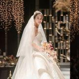 恭喜♥徐孝琳与金守美儿子郑明浩昨日举行婚礼,日前也宣布了已经怀孕的好消息!