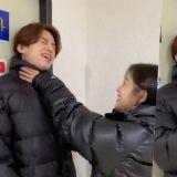 太可爱了吧!赵宝儿&李栋旭自制《九尾狐传》宣传片