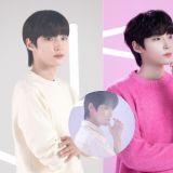 【多圖】這是「男神降臨」吧!黃寅燁香氛噴霧廣告花絮照公開,展現了四種不同的風格!
