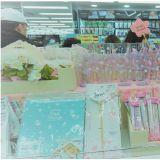 首爾實逛日記 : 滿滿粉嫩顏色的大創草莓櫻花感謝祭!