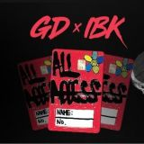 GD親自設計的銀行卡「GD CARD」將在27日發行,上面的「ALL ACCESS」很有意義啊!