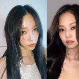 韓國女愛豆最近流行〇〇髮飾!太妍、Jennie、Somi各顯風采