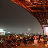 汉江桥下电影节要来啦! 夏夜席地而坐、看露天电影,这么浪漫真的不来吗?