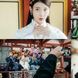 李準基&IU&姜河那《步步驚心:麗》今晚開播 片場照公開
