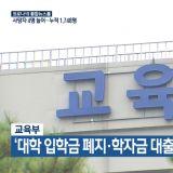 韩国2022年起全面废除大学入学金制度!私立大学入学金真的超贵