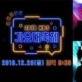 29組歌手+SM、JYP家族特別舞台!「2018 KBS歌謠大祝祭」超豪華完整陣容揭曉