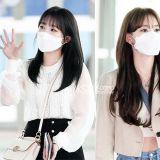 IZ*ONE今日正式解散:3名日籍成員返回日本,在機場泛淚揮別粉絲!
