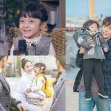 可愛童星韓劇《耀眼》裡是南柱赫的兒子,新劇《Hi Bye,Mama》裡卻是金泰希女兒?