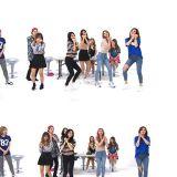 《一周偶像》播出删减镜头 I.O.I跳EXO&TWICE&防弹少年团的舞!
