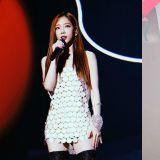 SoshiPink!少女時代太妍和Apink孫娜恩兩大女神的合照有點意外哦?